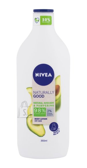 Nivea Naturally Good Body Lotion (350 ml)