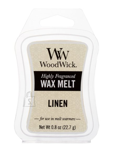 WoodWick Linen Scented Wax (22,7 g)