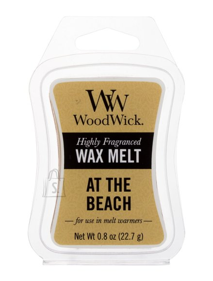 WoodWick At The Beach Scented Wax (22,7 g)