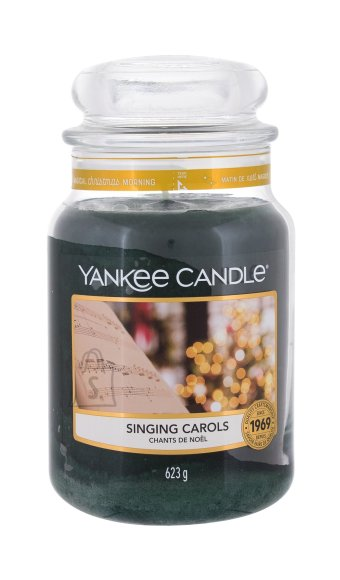 Yankee Candle Singing Carols Scented Candle (623 g)