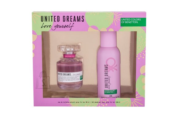 Benetton United Dreams Deodorant (80 ml)