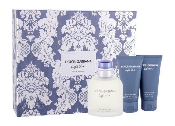 Dolce & Gabbana Light Blue Pour Homme Shower Gel (125 ml)