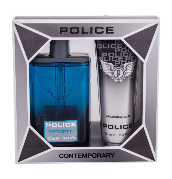 Police Sport Aftershave Balm (100 ml)