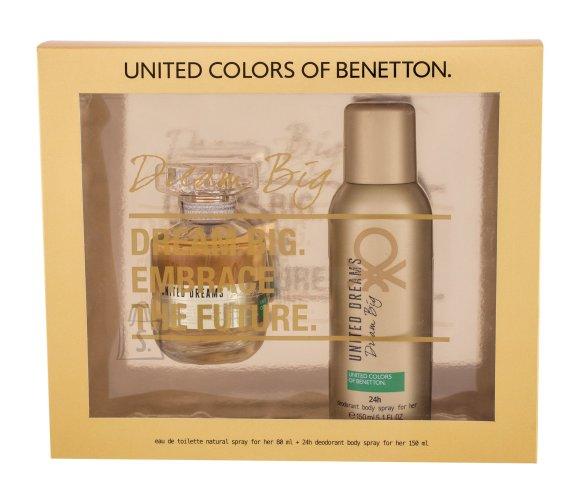 Benetton United Dreams Deodorant (80 ml)