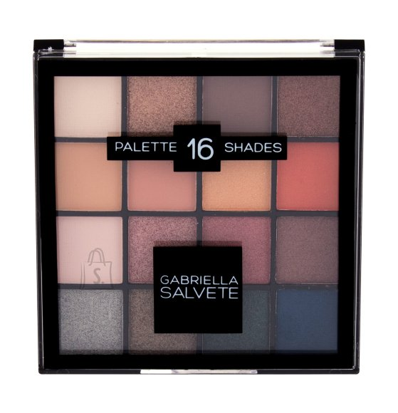 Gabriella Salvete Palette 16 Shades Eye Shadow (20,8 g)