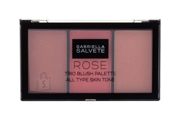 Gabriella Salvete Trio Blush Palette Blush (15 g)