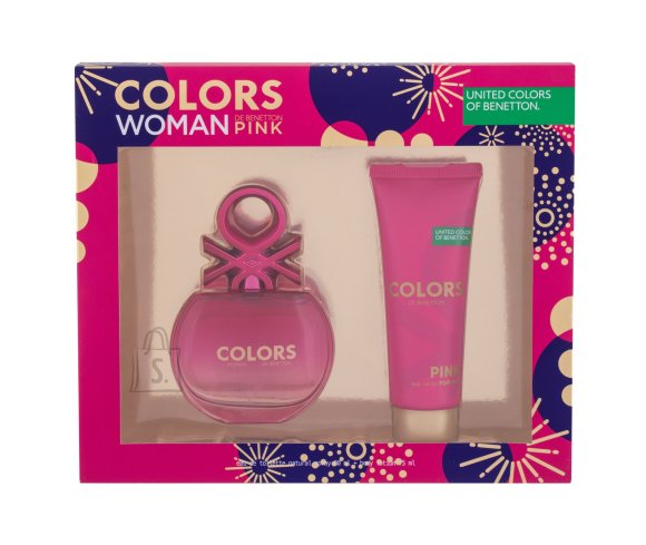 Benetton Colors de Benetton Body Lotion (80 ml)