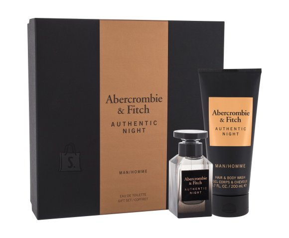 Abercrombie & Fitch Authentic Shower Gel (50 ml)