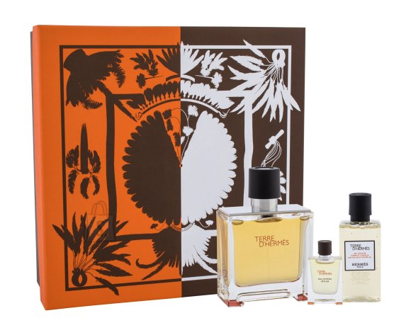 Hermes Terre d´Hermes Shower Gel (75 ml)