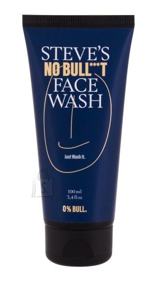 Steve´s No Bull***t Face Wash Cleansing Gel (100 ml)