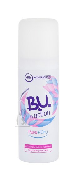 B.U. In Action Deodorant (50 ml)
