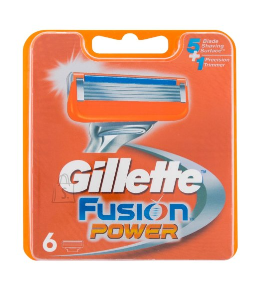 Gillette Fusion Replacement blade (6 pc)