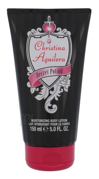 Christina Aguilera Secret Potion ihupiim 150ml