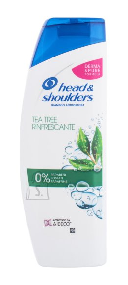 Head & Shoulders Tea Tree Shampoo (400 ml)