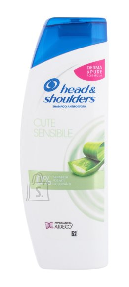 Head & Shoulders Sensitive Shampoo (400 ml)