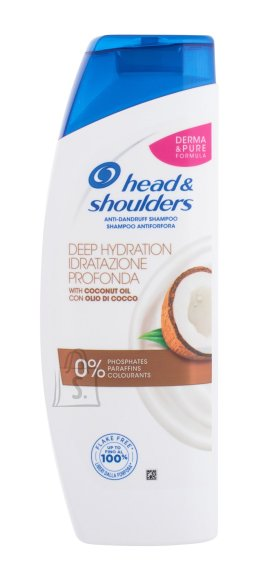 Head & Shoulders Deep Hydration Shampoo (400 ml)