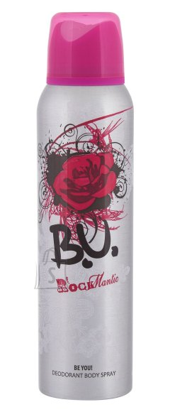 B.U. ROCKMantic Deodorant (150 ml)