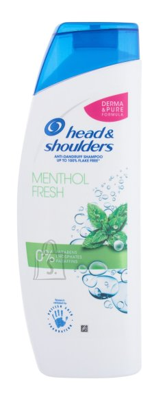 Head & Shoulders Menthol Refresh Shampoo (500 ml)