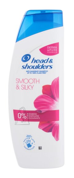 Head & Shoulders Smooth & Silky Shampoo (500 ml)