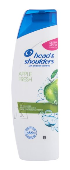 Head & Shoulders Apple Fresh Shampoo (225 ml)