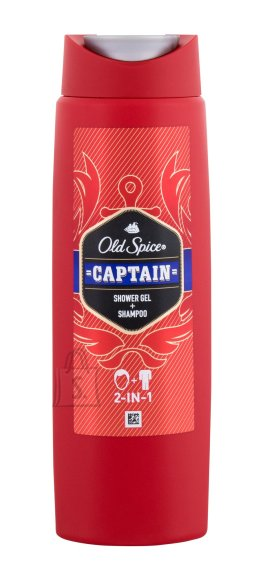 Old Spice Captain Shower Gel (250 ml)