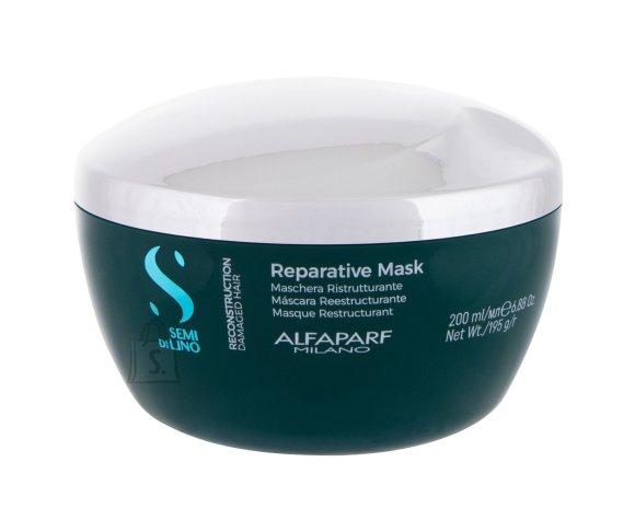 ALFAPARF MILANO Semi Di Lino Hair Mask (200 ml)