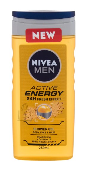 Nivea Men Active Energy Shower Gel (250 ml)