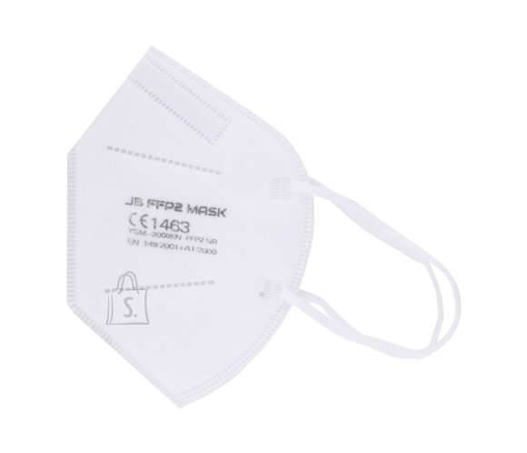 JB Mask FFP2 Face Mask and Respirator (10 pc)