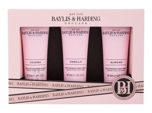 Baylis & Harding Jojoba, Vanilla & Almond Oil Hand Cream (50 ml)