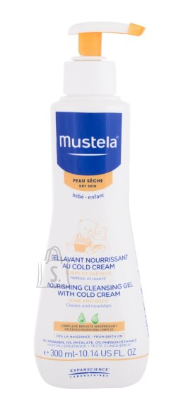 Mustela B?b? Shower Gel (300 ml)