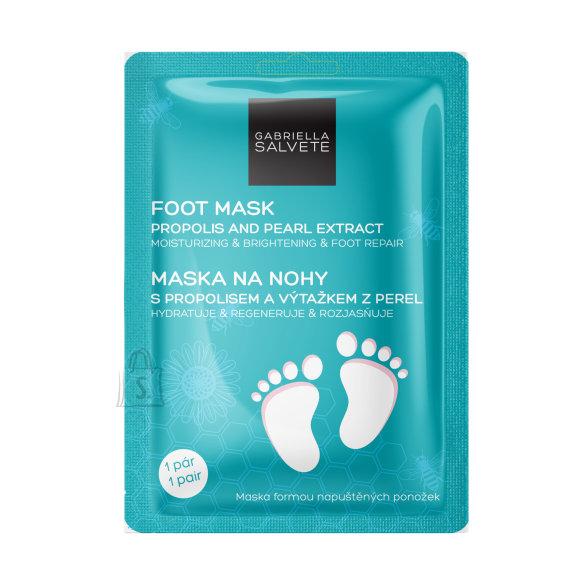 Gabriella Salvete Foot Mask Foot Cream (1 pc)