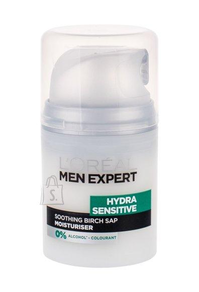 L´Oréal Paris Men Expert Hydra Sensitive näokreem meestele 50 ml