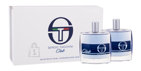 Sergio Tacchini Club Aftershave Water (100 ml)