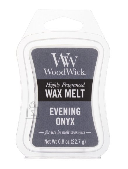 WoodWick Evening Onyx Scented Wax (22,7 g)