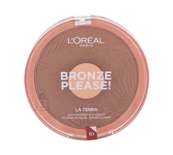 L´Oréal Paris Bronze Please! Bronzer (18 g)