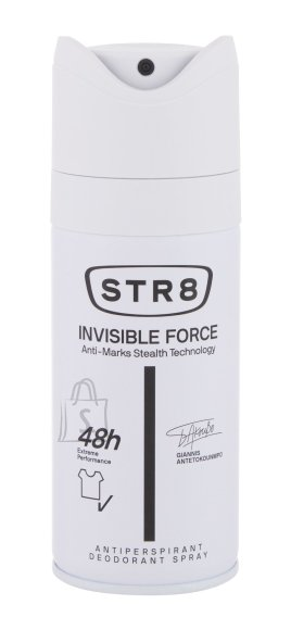STR8 Invisible Force Antiperspirant (150 ml)