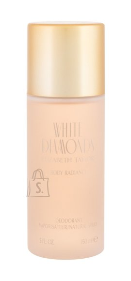 Elizabeth Taylor White Diamonds Deodorant (150 ml)