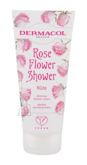 Dermacol Rose Flower Shower Cream (200 ml)