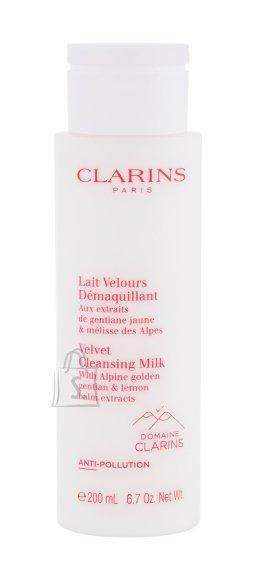 Clarins Velvet Cleansing Milk (200 ml)