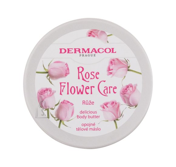 Dermacol Rose Flower Body Butter (75 ml)