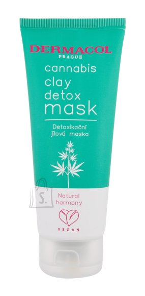 Dermacol Cannabis Face Mask (100 ml)