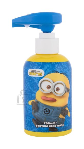 Minions Hand Wash Liquid Soap (250 ml)