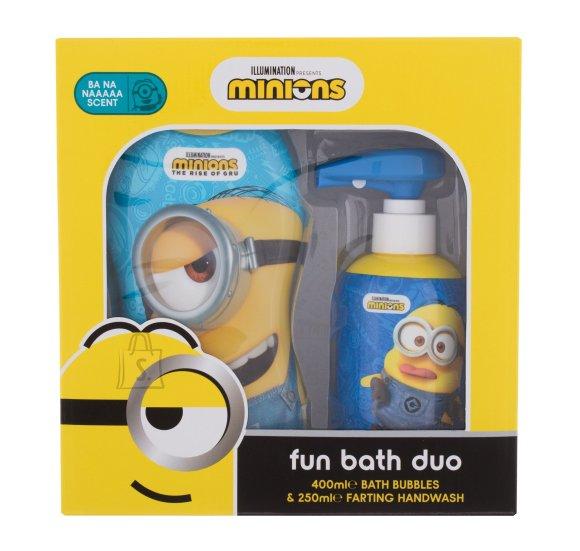 Minions Bubble Bath Liquid Soap (400 ml)