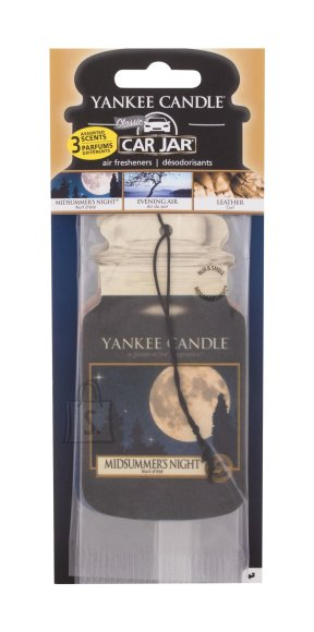 Yankee Candle Classic Car Jar Car Air Freshener (1 pc)