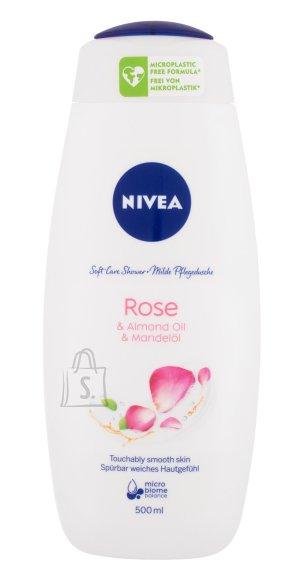 Nivea Care Shower Cream (500 ml)