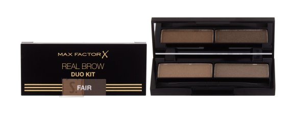 Max Factor Real Brow Set and Pallette For Eyebrows (3,3 g)
