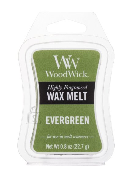 WoodWick Evergreen Scented Wax (22,7 g)