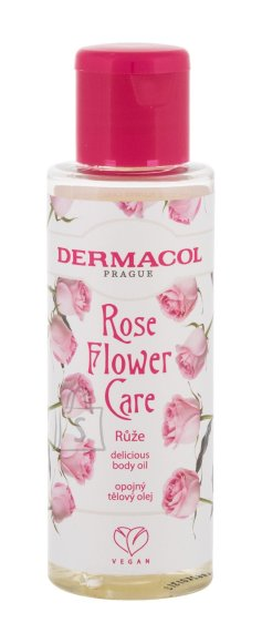 Dermacol Rose Flower Body Oil (100 ml)