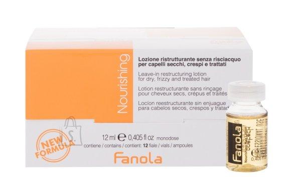 Fanola Nourishing Hair Serum (12 ml)