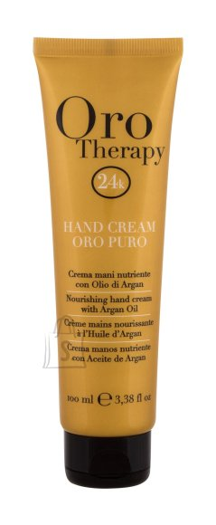 Fanola 24K Hand Cream (100 ml)